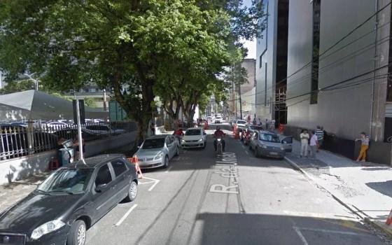 Rua da União fica no bairro da Boa Vista, no Centro do Recife (Foto: Reprodução/Google Street View)