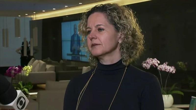 Ana Carla Abrão Costa, sócia da consultoria Oliver Wyman — Foto: Reprodução/GloboNews