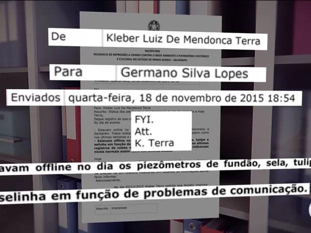 Samarco (Foto: Arte/ TV Globo)