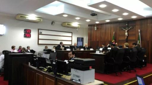 Corte do Tribunal Regional Eleitoral do RN (Foto: Fernanda Zauli/G1)