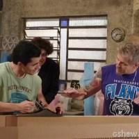 Série: Pé na Cova 08/07/2014 - Darlene propõe negócio bizarro para Ruço