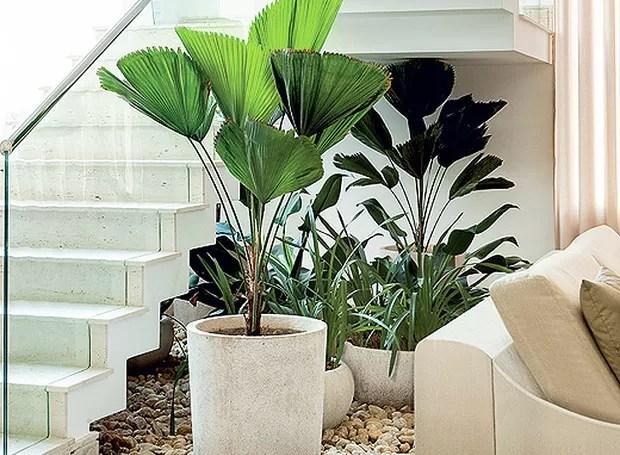jardim-pequeno-gil-fialho-escada (Foto: Edu Castello/Editora Globo)