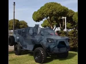 Quatro veículos Wolf foram comprados por R$ 5,6 milhões (Foto: Reprodução / Catálogo da Hatehof )