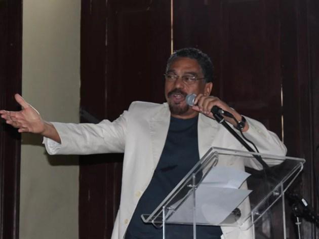 Jorge Portugal morreu aos 63 anos em Salvador — Foto: Tacila Mendes/Secult