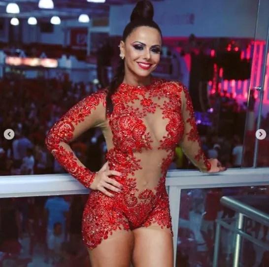 Viviane Araujo (Foto: Reprodução / Instagram)