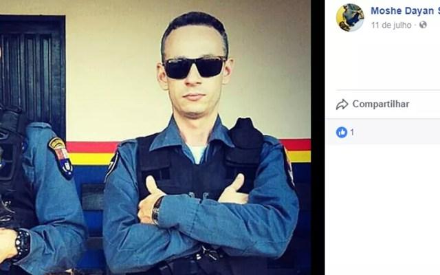 Moshe Dayan Simão Kaveski, de 28 anos, morreu em Peixoto de Azevedo (Foto: Facebook/Reprodução)