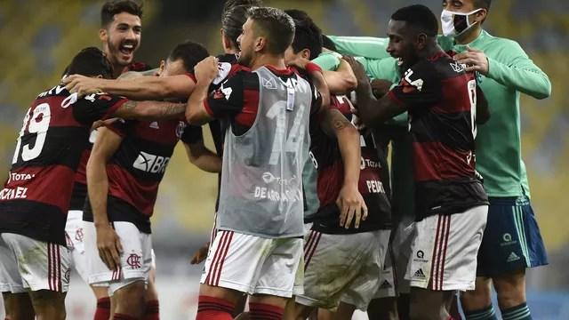 Flamengo vence o Fluminense pela final do Carioca