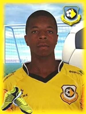 Arjuna Luiz Zenutto Ramos, de 17 anos. (Foto: Site do São Bernardo F.C. / Reprodução)