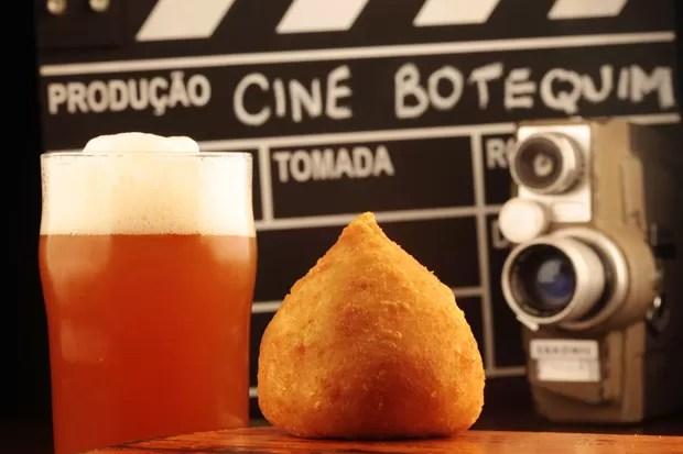 Coxinha do Cine Botequim (Foto: Divulgação)