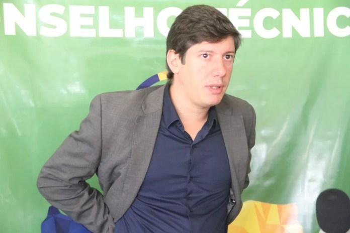 Eduardo Araújo morreu com apenas 33 anos — Foto: Vitor Oliveira / GloboEsporte.com