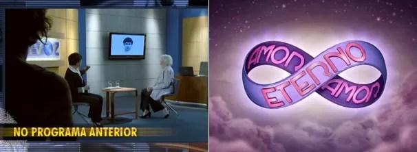 """A  websérie """"Repórter Investigativo"""", da novela Amor Eterno Amor, concorre como programa de ficção  (Foto: Divulgação/TV Globo)"""