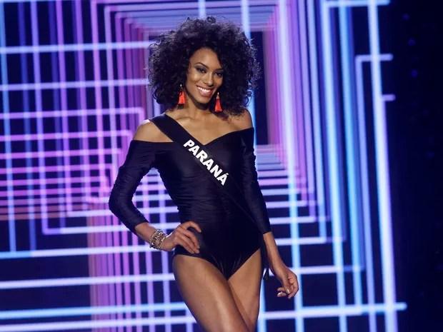 Miss Paraná 2016 – Raissa Santana (Foto: Celso Tavares / EGO)