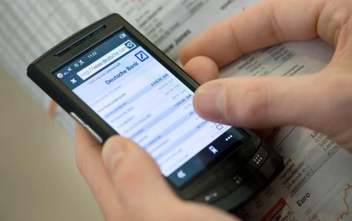 Aplicativos de banco têm falhas de segurança, aponta estudo (Foto: Divulgação / Deutsche Bank)