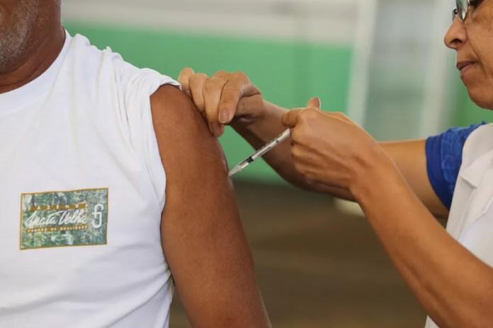 Vacina da febre amarela é eficaz, diz Fiocruz (Foto: Enerson Cleiton/Prefeitura de Uberaba )