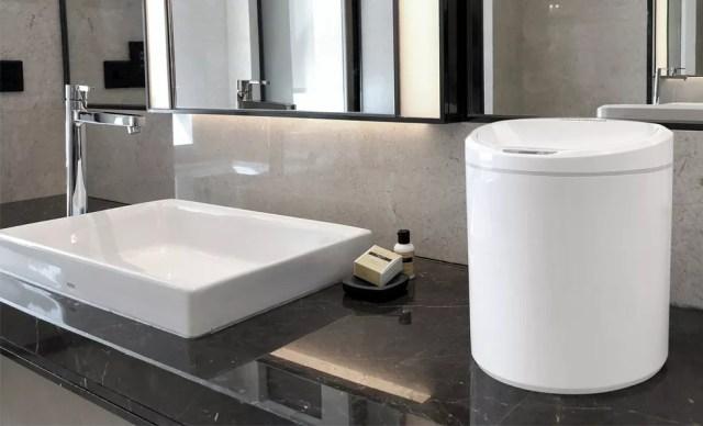 Ninestars DZT-10-29S tem design simples e visual moderno — Foto: Divulgação/Xiaomi