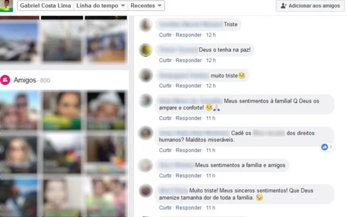 Amigos lamentam na web morte de médico do Exército achado morto perto de cachoeira na Chapada dos Veadeiros, em Goiás — Foto: Facebook/Reprodução