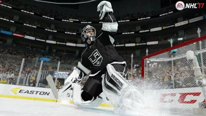 Review NHL 17 TechTudo
