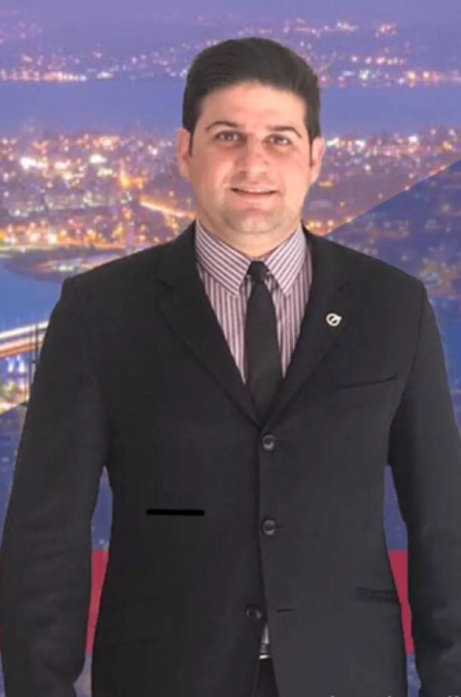 Médico Juliano Pereira (Foto: Arquivo pessoal)