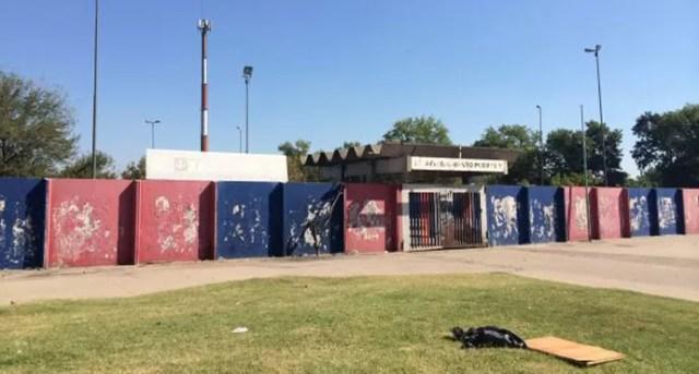 Estádio Nuevo Gasometro - San Lorenzo (Foto: Diego Ribeiro)