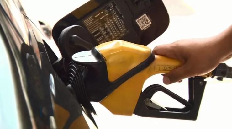 Alta dos combustíveis responderam por metade da inflação geral no mês — Foto: Ricardo Caroba/EPTV