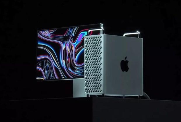 Novo Apple Mac Pro — Foto: Reprodução