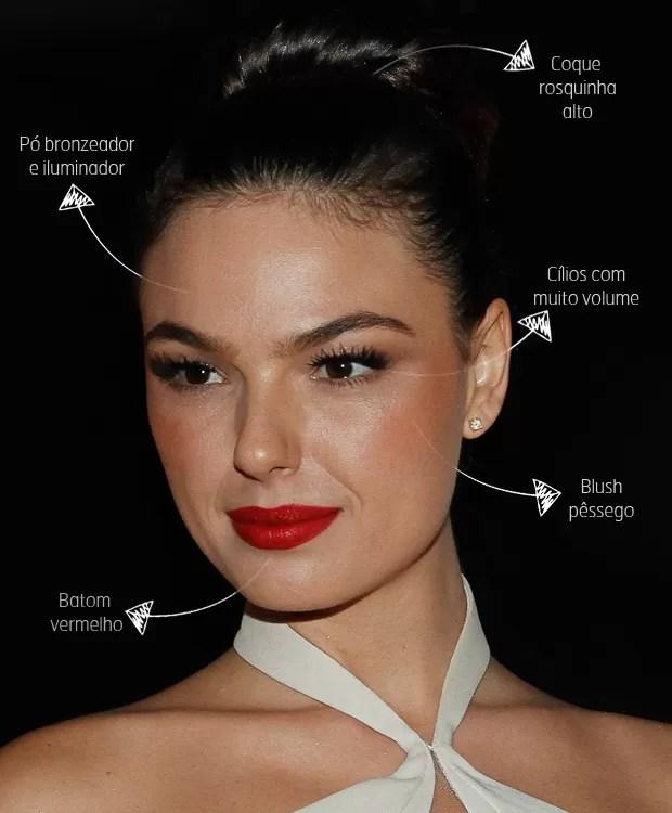 Prepare-se para a festa! Cinco maquiagens inspiradas nas famosas