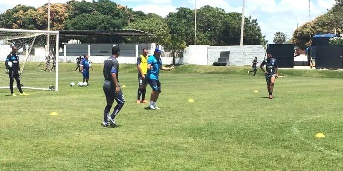 Confiança, treino, campo do abc (Foto: Divulgação / ADC)