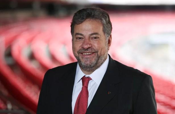 Julio Casares é candidato a presidente do São Paulo — Foto: Rubens Chiri / saopaulofc.net