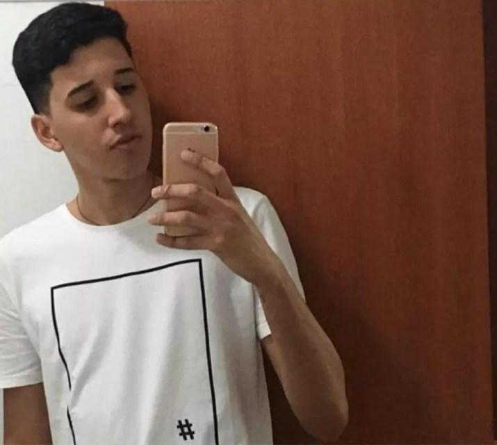 Matheus Lessa tinha 22 anos  — Foto: Redes sociais