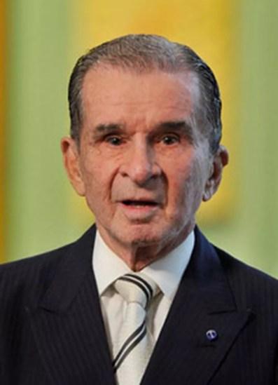 Murilo Melo Filho morreu no Rio aos 91 anos — Foto: Reprodução/ABL