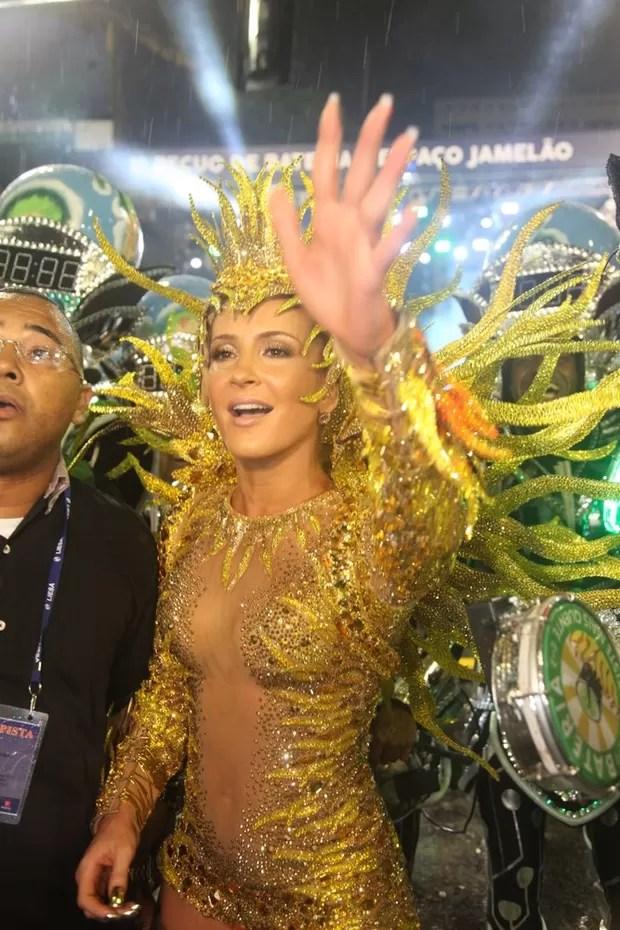 Claudia Leitte (Foto: Claudio Andrade / Foto Rio News)