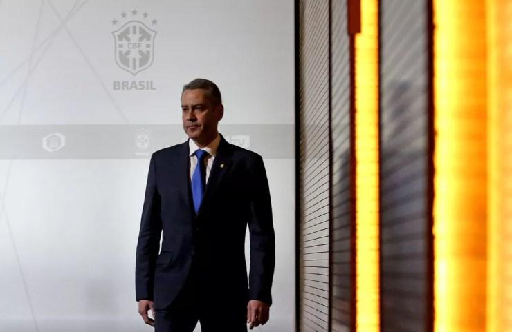 Rogério Caboclo, presidente afastado da CBF — Foto: WILTON JUNIOR/ESTADÃO CONTEÚDO