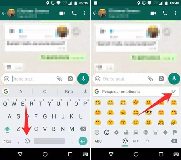 novo teclado do google transforma seus desenhos em emojis visão cidade