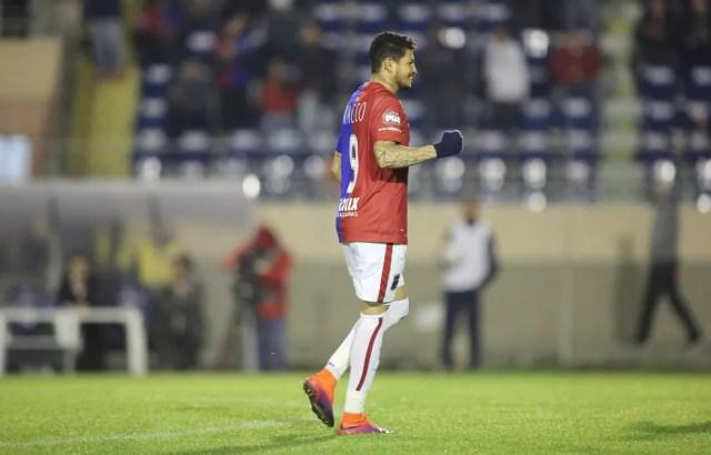 Felipe Alves defenderá o Sampaio em 2018 (Foto: Giuliano Gomes/PR Press)