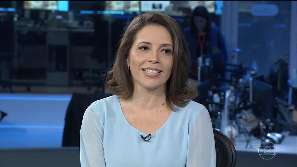 Mato-grossense de Rondonópolis, Luzimar Collares é apresentadora e editora-executiva do telejornal MT2. — Foto: TV Globo