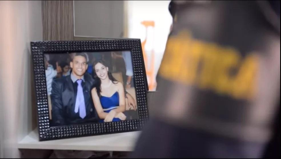 Vídeo feito pelo militar foi produzido em três semanas e exido no cinema no dia dos namorados (Foto: Reprodução/Facebook)
