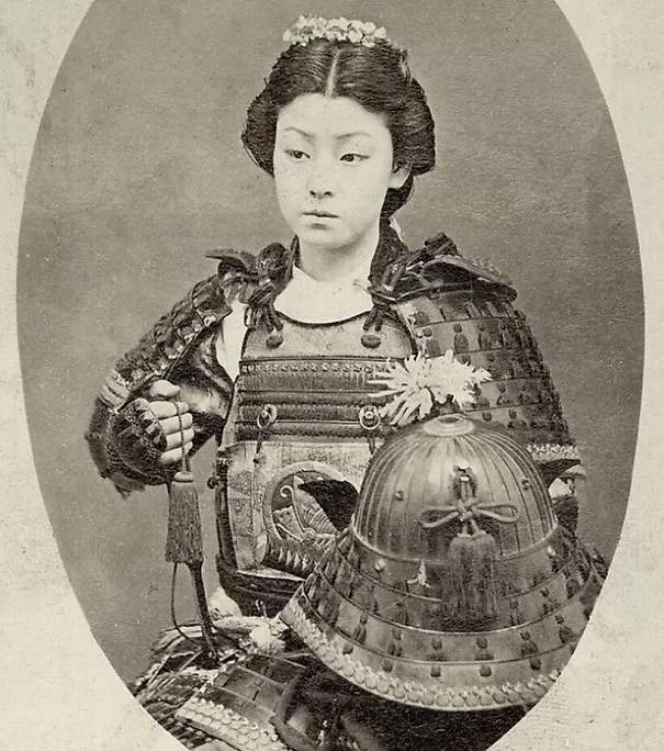 Guerreira japonesa (Foto: Flickr)