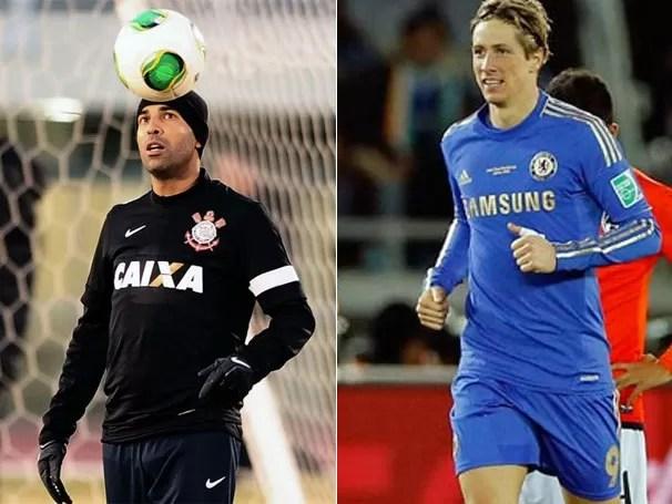 Corinthians e Chelsea disputam a final do Mundial de Clubes (Foto: Marcos Ribolli / Globoesporte.com / Divulgação)