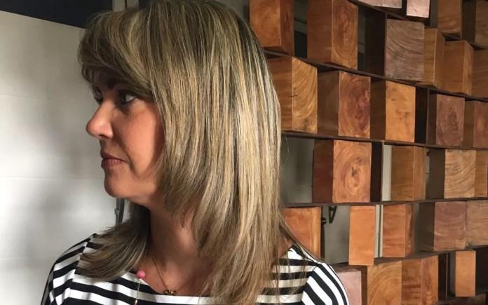 Juíza Rejane Suxberger, titular de juizados de Violência Doméstica e Familiar Contra a Mulher no DF (Foto: Luiza Garonce/G1)