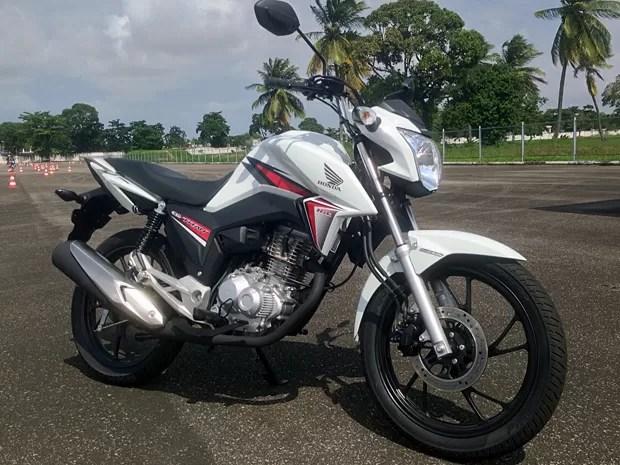 honda_cg_titan_miotto - Nova Honda CG 160 é lançada com preço a partir de R$ 7.990