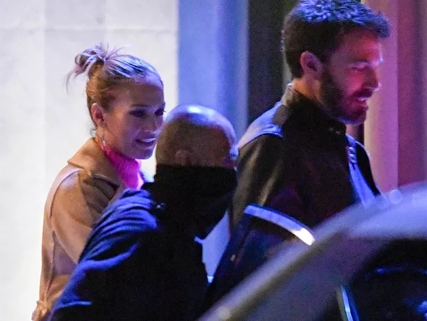 Jennifer Lopez and Ben Affleck (Photo: The Grosby Group)