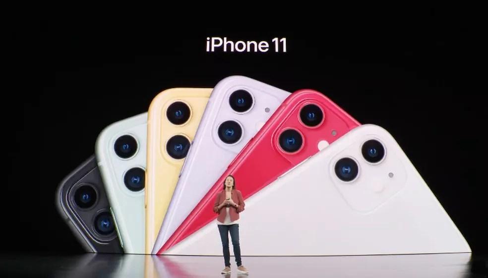 iPhone 11: ficha técnica avançada marca presença — Foto: Reprodução/TechTudo