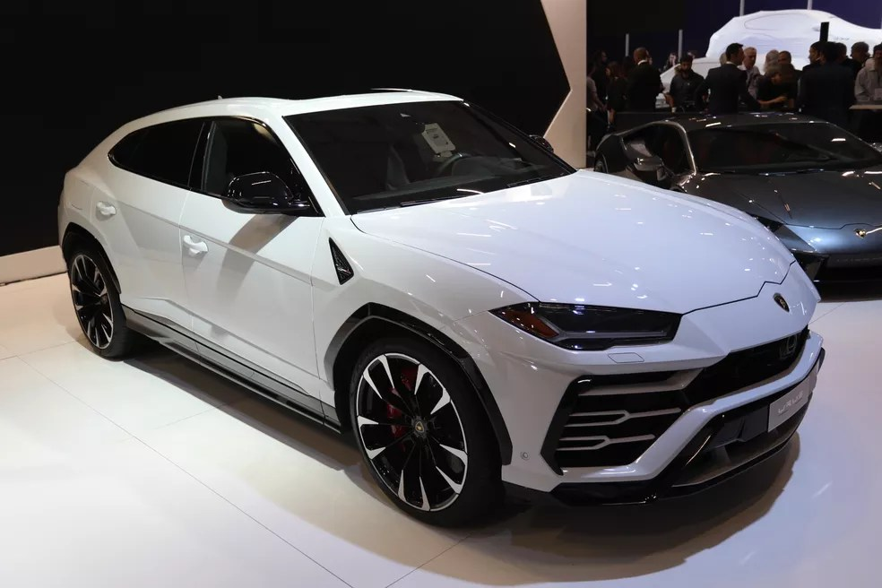 Lamborghini Urus no Salão do Automóvel 18