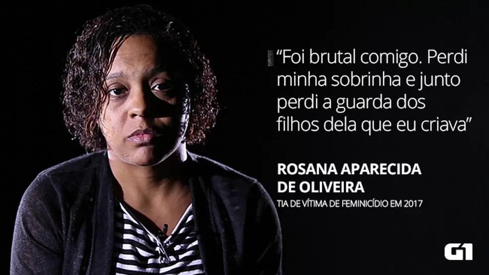 mteria personagem texto rosana 2  - VÍTIMAS OCULTAS: homicídios impactam a vida de até 800 pessoas por dia no Brasil
