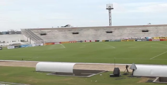 Federação confirma rodada dupla no Estádio Almeidão para esta terça-feira