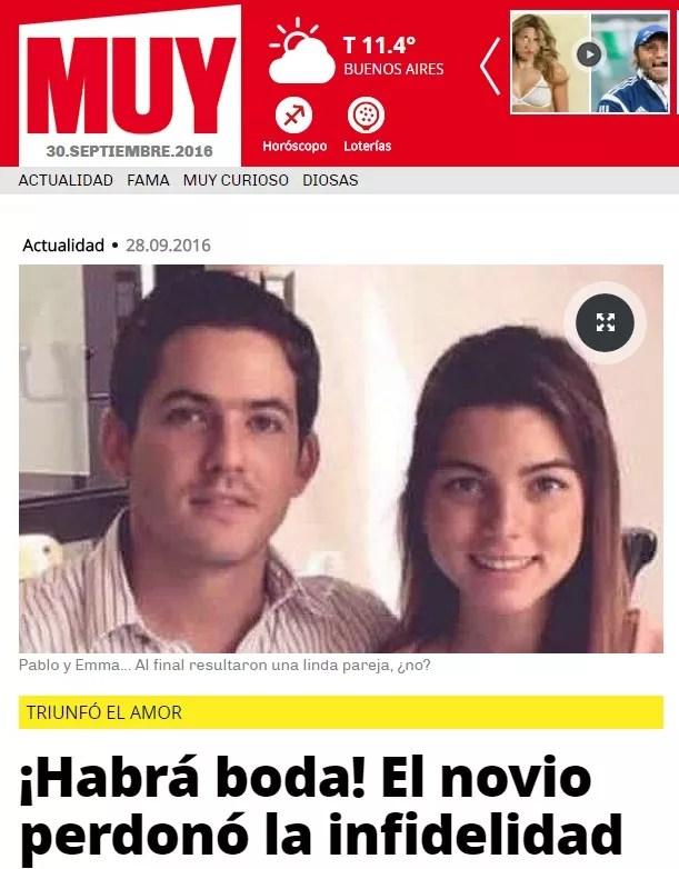 O perdão noticiado no México