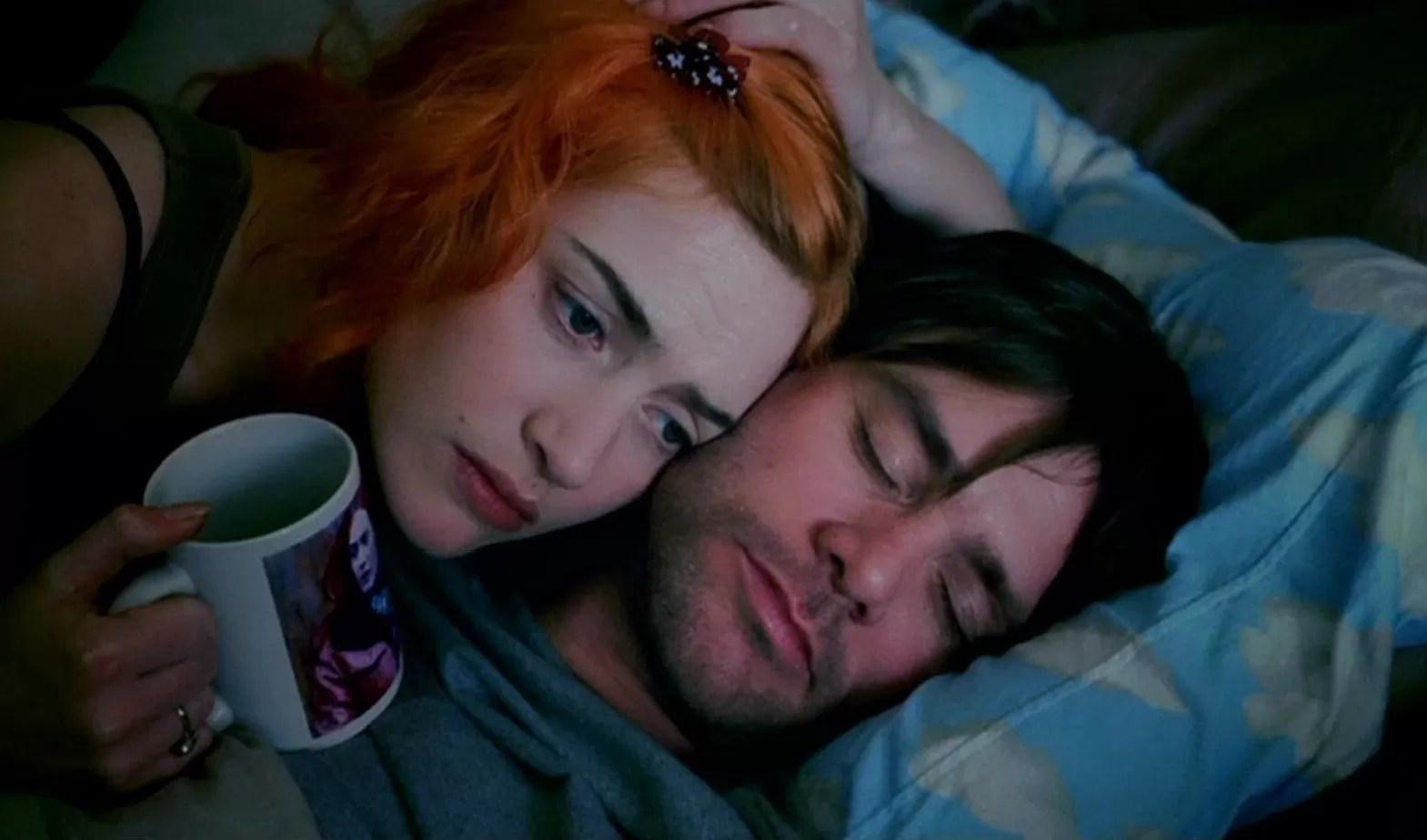 No romance de Joel e Clementine, memórias apagadas são realidade (Foto: Reprodução / Universal Pictures)