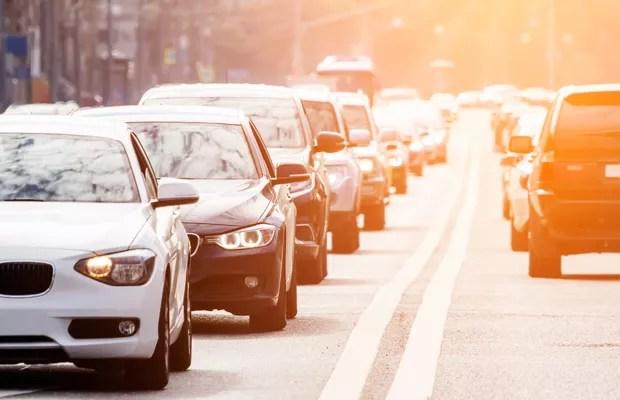 trânsito, carros (Foto: Thinkstock)