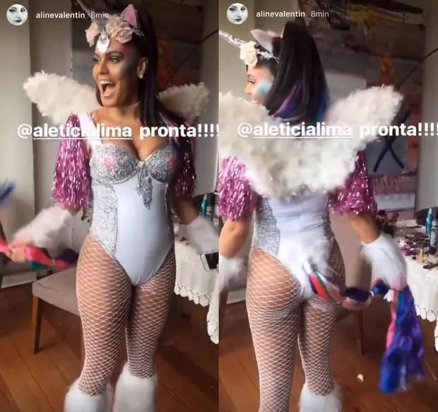 Leticia Lima (Foto: Reprodução/Instagram)