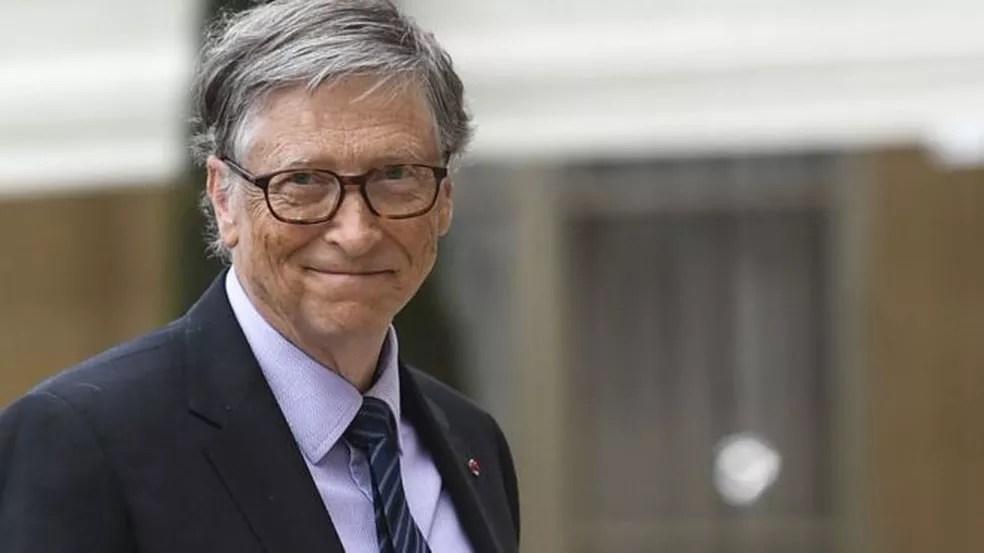Bill Gates  — Foto: Getty Images